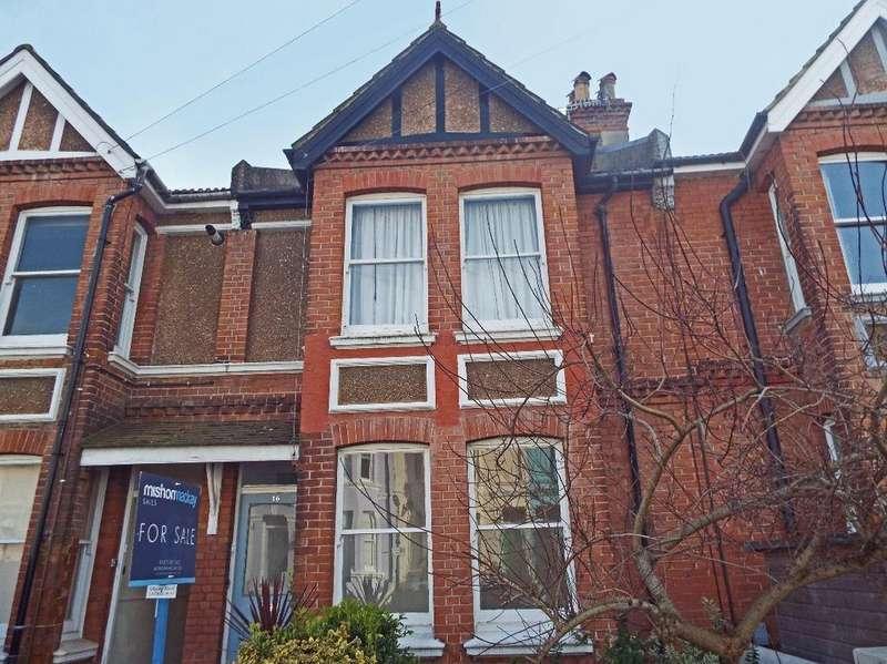2 Bedrooms Flat for sale in Landseer Road Hove East Sussex BN3