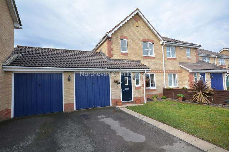 3 Bedrooms Semi Detached House for sale in Matthysens Way, St. Mellons, Cardiff, Cardiff. CF3