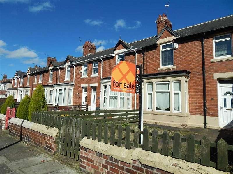 3 Bedrooms Terraced House for sale in Sunningdale Avenue, Walkerdene, Newcastle Upon Tyne, NE6