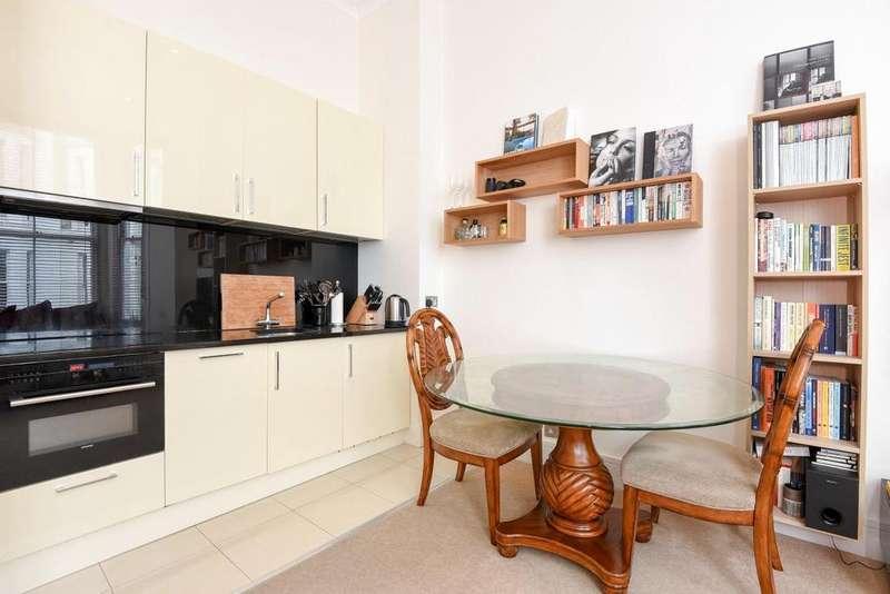 2 Bedrooms Flat for sale in Fairholme Road, West Kensington, W14