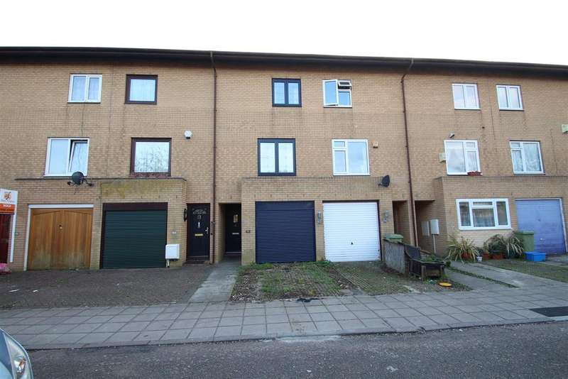 3 Bedrooms House for sale in Mullion Place, Fishermead, Milton Keynes
