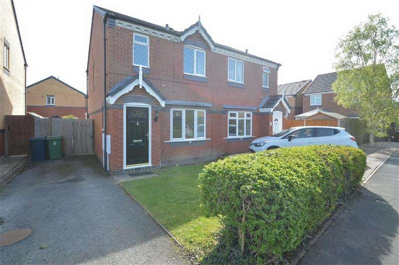 3 Bedrooms Semi Detached House for sale in Thornton Road, Herongate, Shrewsbury