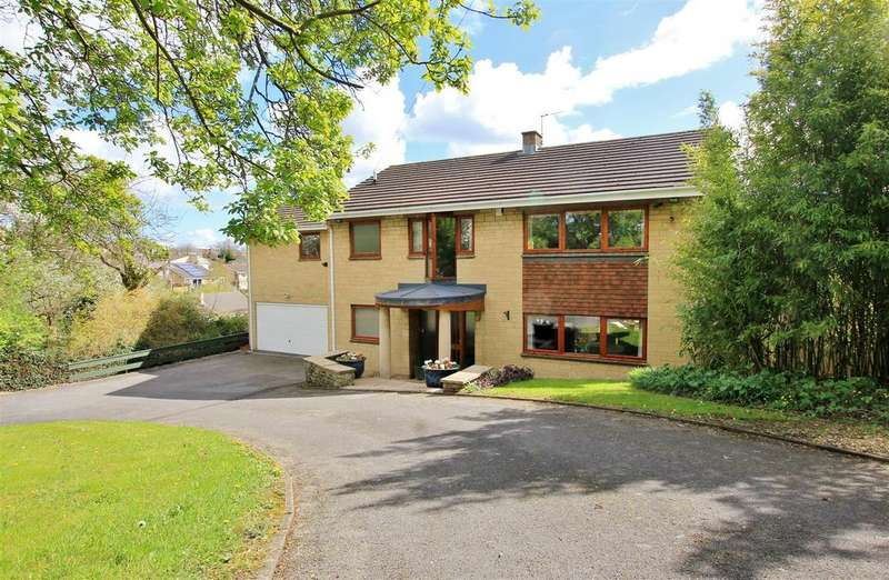 4 Bedrooms Detached House for sale in Winsley Road, Bradford-On-Avon