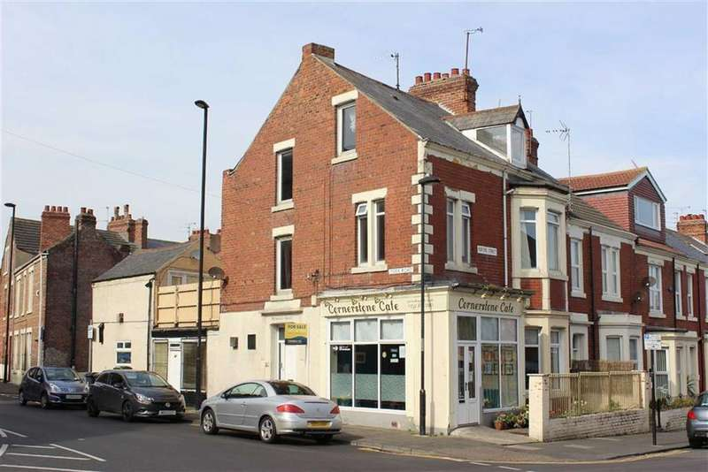 4 Bedrooms House for sale in Oxford Street, 15 York Road, Whitley Bay, Tyne Wear, NE26