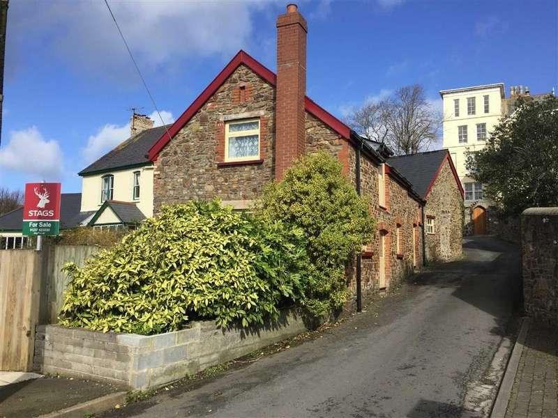 4 Bedrooms Detached House for sale in Northam, Bideford, Devon, EX39