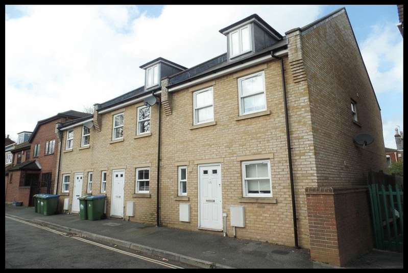 3 Bedrooms Town House for sale in Mordaunt Road, Southampton SO14