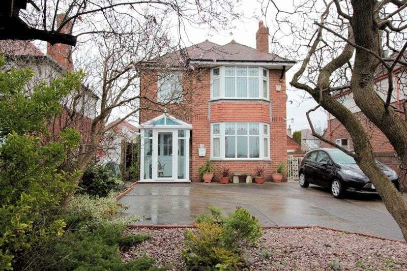 4 Bedrooms Detached House for sale in Rhuddlan Road, Rhyl