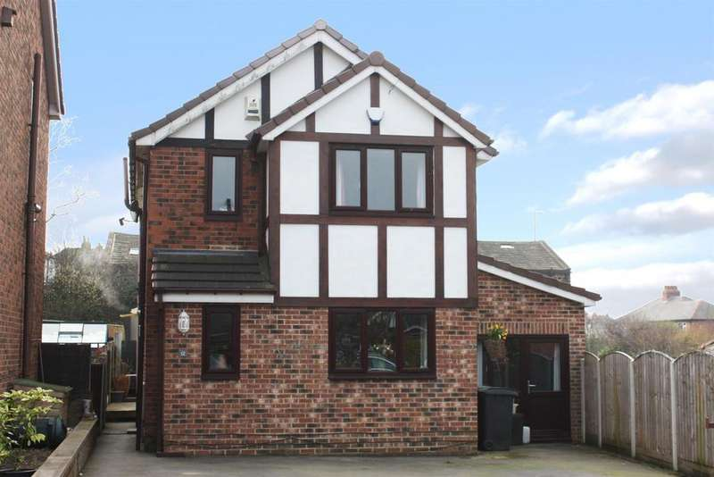 3 Bedrooms Detached House for sale in Markham Croft, Rawdon