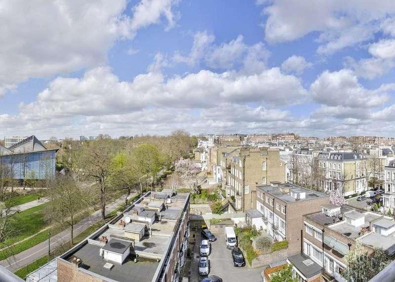3 Bedrooms Penthouse Flat for sale in Troy Court, Kensington High Street, London, W8