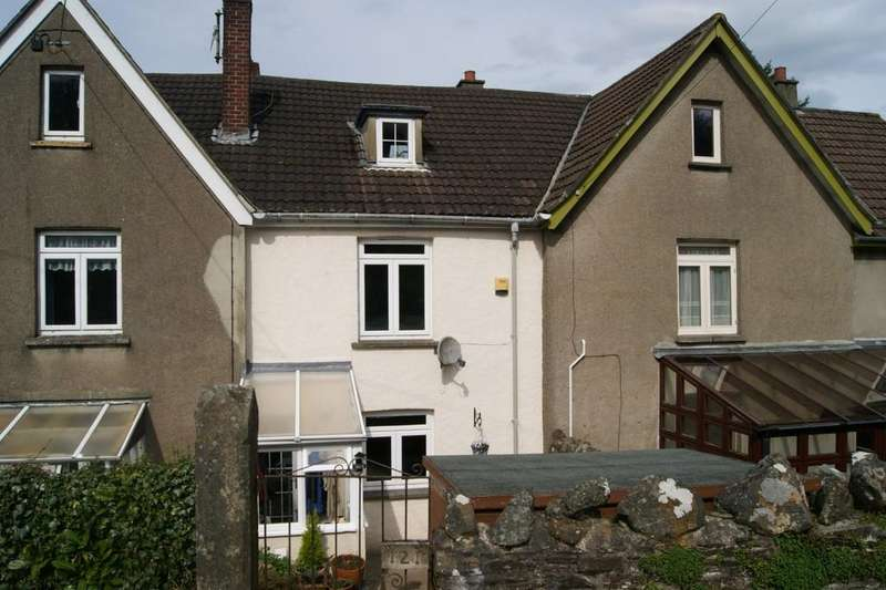 3 Bedrooms Terraced House for sale in Station Road, Okehampton