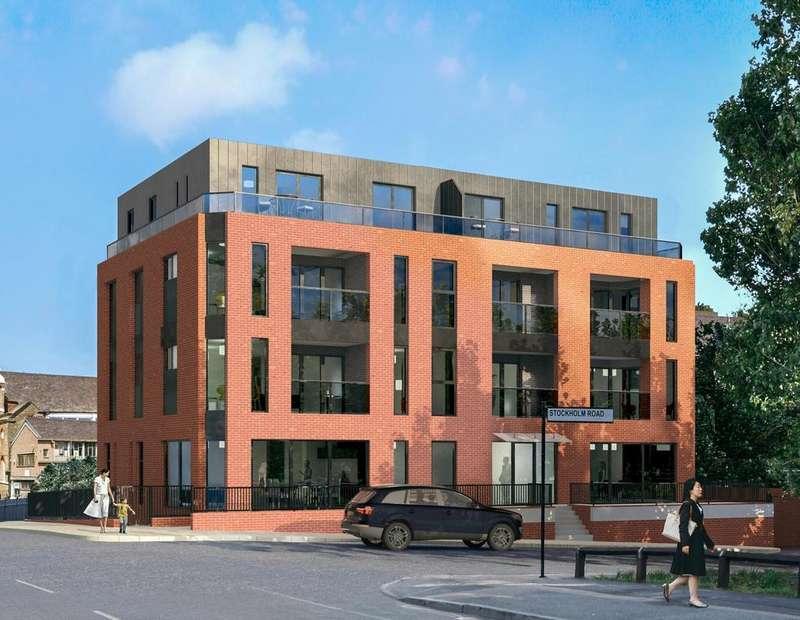 2 Bedrooms Flat for sale in Ilderton Road London SE16