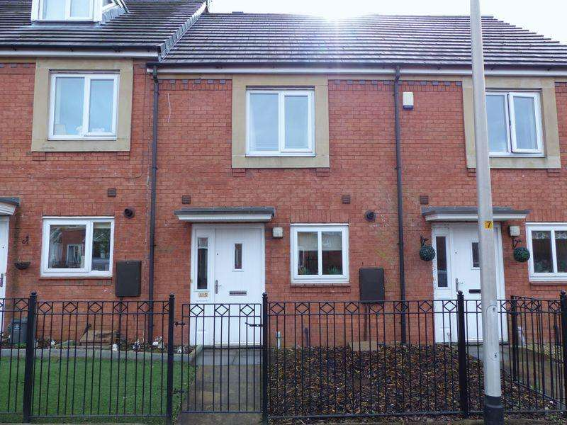 2 Bedrooms House for sale in Fairbourne Walk, Derker