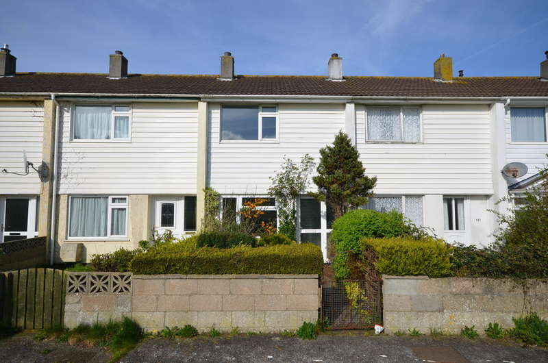 2 Bedrooms Terraced House for sale in Rosemellin, Camborne