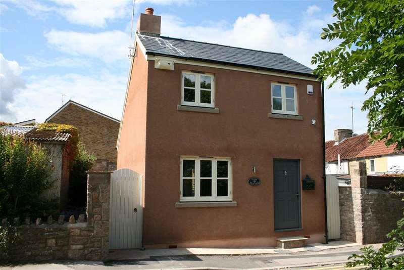 2 Bedrooms Detached House for sale in Palm Cottage, 1 Church Road, Chepstow