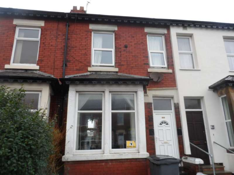 3 Bedrooms Terraced House for sale in Caunce Street, BLACKPOOL, FY1 3NG