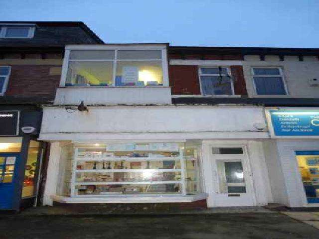 Shop Commercial for sale in Dickson Road, BLACKPOOL, FY1 2JS