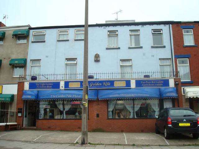 19 Bedrooms Hotel Commercial for sale in HORNBY ROAD, BLACKPOOL, FY1 4QJ