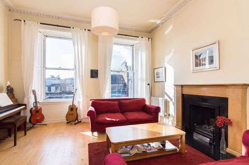 3 Bedrooms House for sale in 83 Newington Road, Newington, Edinburgh, EH9 1QW