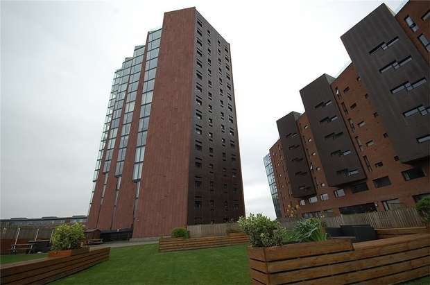 2 Bedrooms Flat for sale in Islington Wharf, Great Ancoats Street, Manchester
