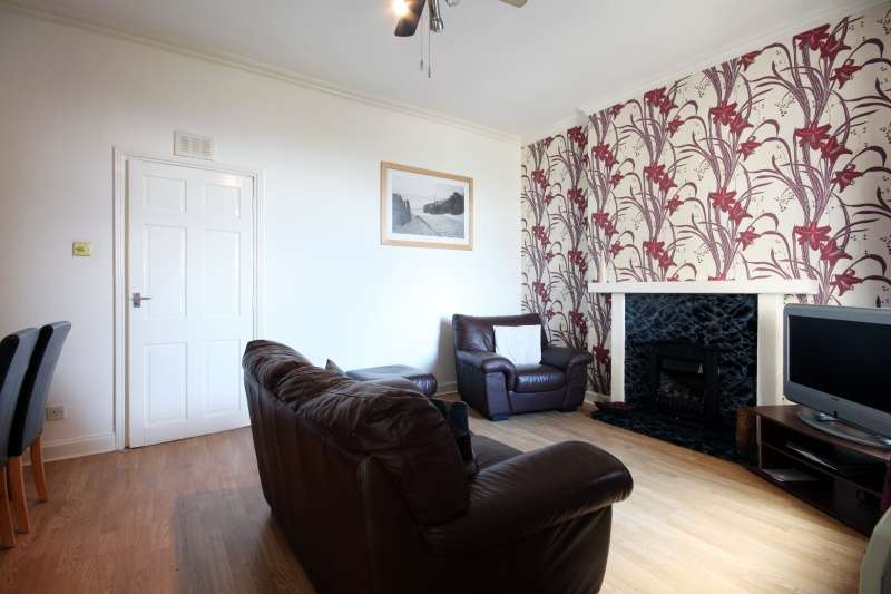 1 Bedroom Ground Flat for sale in Main Street, Newmills, Dunfermline, KY12 8SY