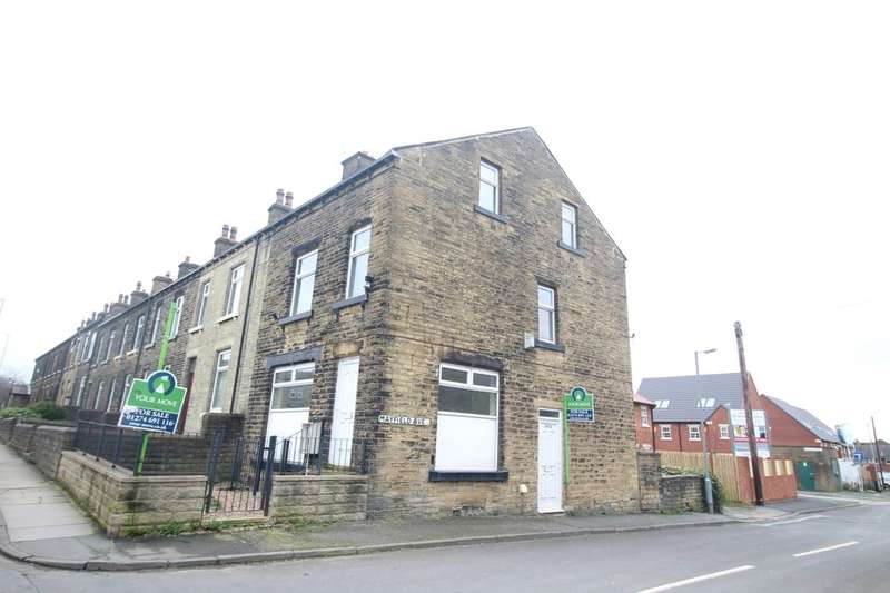 4 Bedrooms Property for sale in Huddersfield Road, Wyke, Bradford, BD12