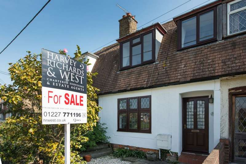2 Bedrooms Terraced House for sale in Cornwallis Circle, Whitstable, CT5