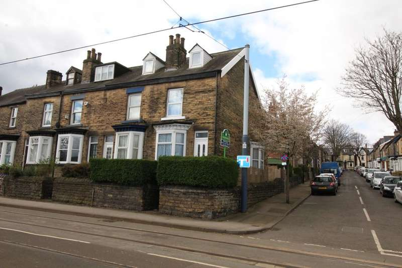 4 Bedrooms Property for sale in Middlewood Road, Sheffield, S6