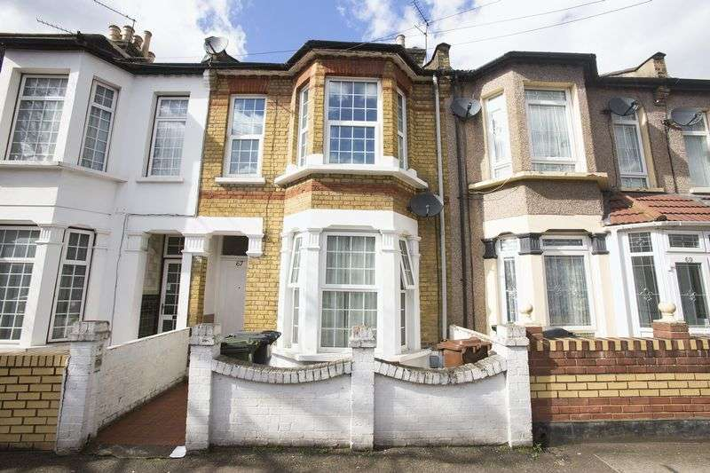 4 Bedrooms Terraced House for sale in St Georges Road, ,Leyton, E10