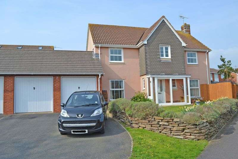 4 Bedrooms Detached House for sale in Jubilee Gardens, Sidmouth