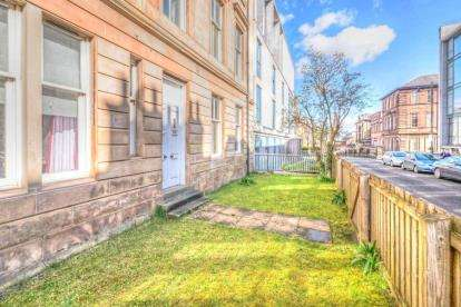 1 Bedroom Flat for sale in Hill Street, Glasgow