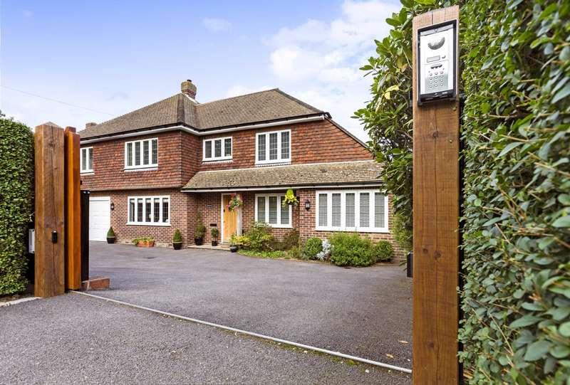 4 Bedrooms Detached House for sale in Vicarage Road, Tunbridge Wells