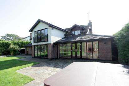 5 Bedrooms House for sale in Prestwick Close, Tytherington, Cheshire