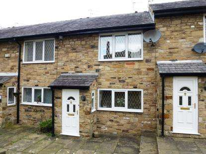 2 Bedrooms Terraced House for sale in Copley Park Mews, Stalybridge, Greater Manchester
