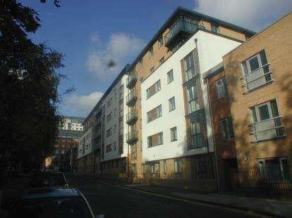 1 Bedroom Flat for sale in Cutlass Court, 26 Granville Street, Birmingham, West Midlands