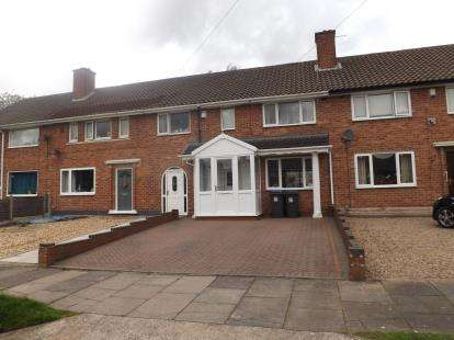 3 Bedrooms Terraced House for sale in Ryton Grove, Birmingham, West Midlands