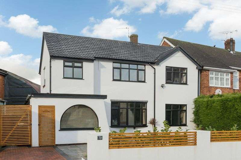 4 Bedrooms Detached House for sale in The Square, Wolvey