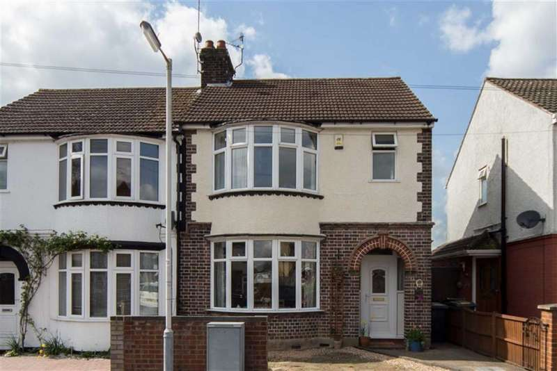 3 Bedrooms Property for sale in Sunridge Avenue, Luton