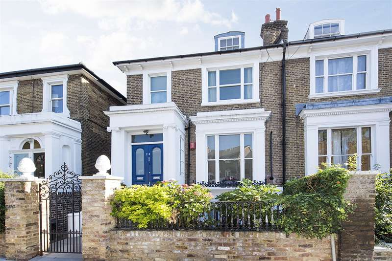 4 Bedrooms House for sale in West End Lane, London, NW6 4PA