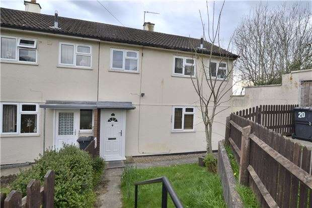 2 Bedrooms End Of Terrace House for sale in Bourton Road, Tuffley, GLOUCESTER, GL4 0LB