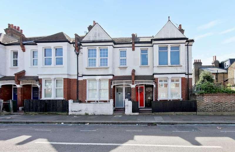 2 Bedrooms Flat for sale in Otterburn Street, London SW17