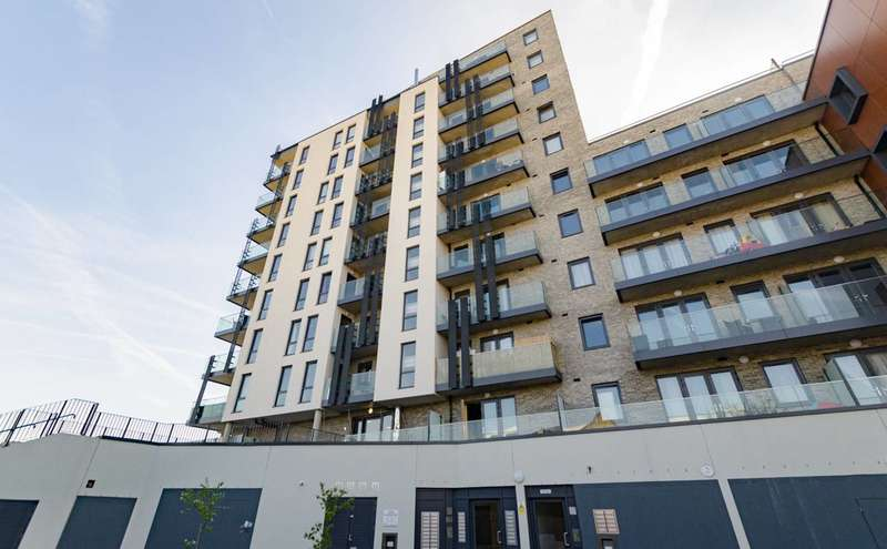 1 Bedroom Flat for sale in Devons Wharf, Canary Wharf, E14