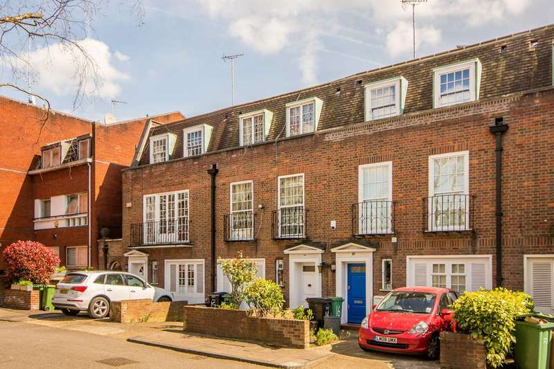 4 Bedrooms House for sale in Fairfax Road, South Hampstead, NW6