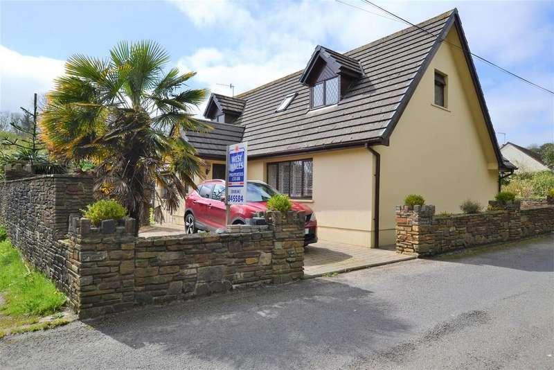 3 Bedrooms Detached House for sale in Saundersfoot
