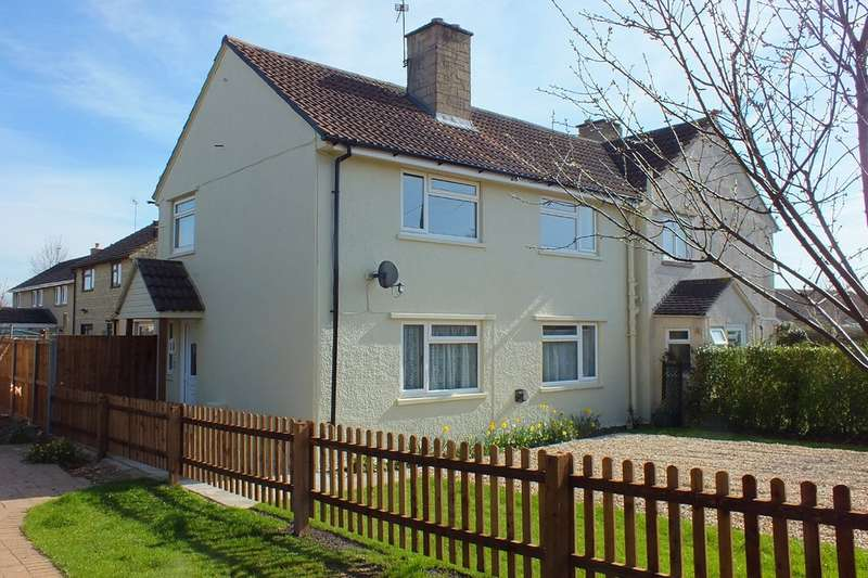 3 Bedrooms Semi Detached House for sale in Fairford