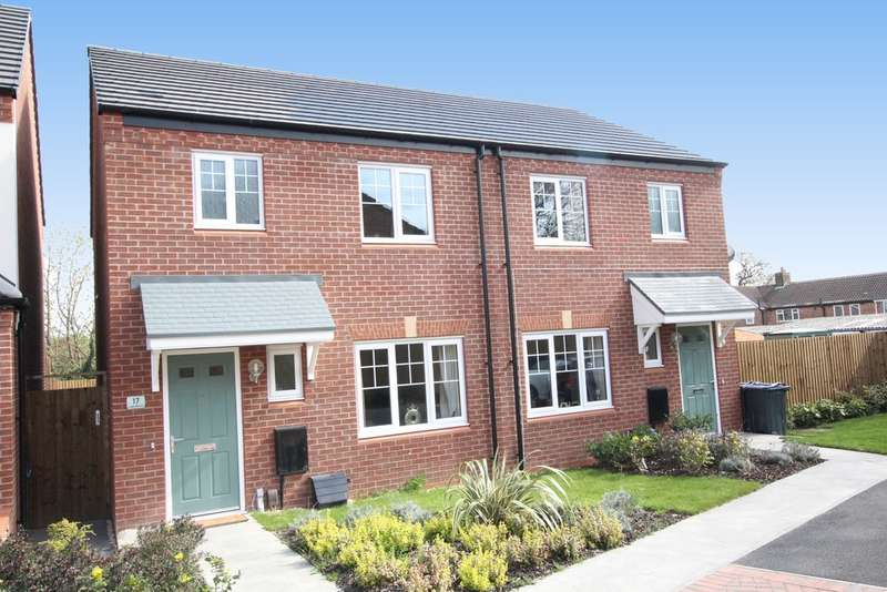 3 Bedrooms Semi Detached House for sale in Langley Mill Close, Sutton Coldfield, B75 7DB