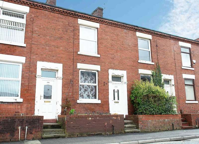 2 Bedrooms Terraced House for sale in 252 Garforth Street, Chadderton, Oldham
