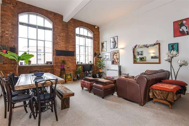 2 Bedrooms Flat for sale in Fairfield Road, London
