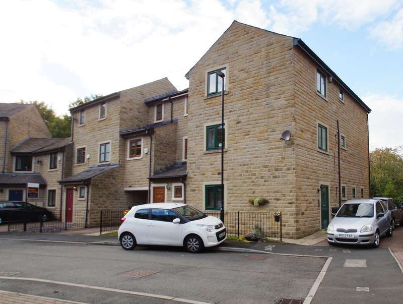 2 Bedrooms Ground Flat for sale in Valley Mews, Greenfield OL3