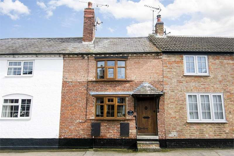 2 Bedrooms Cottage House for sale in The Cottage, Main Street, Gilmorton, Lutterworth, Leicestershire