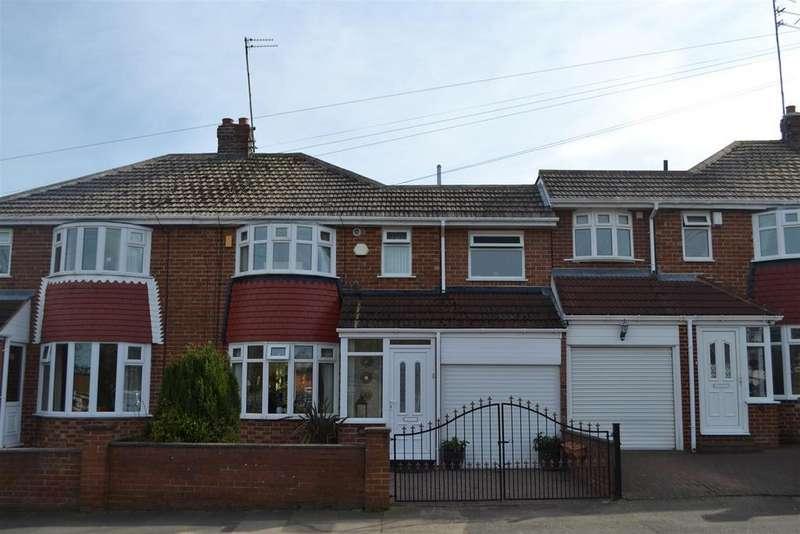3 Bedrooms Semi Detached House for sale in Torver Crescent, Seaburn Dene, Sunderland